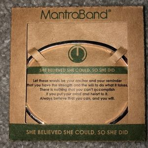 """MantraBand: """"She believe she could, so she did"""""""